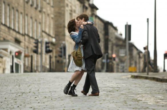 David's book 'One Day' sold five million copies and became a film, starring Anne Hathaway and Jim