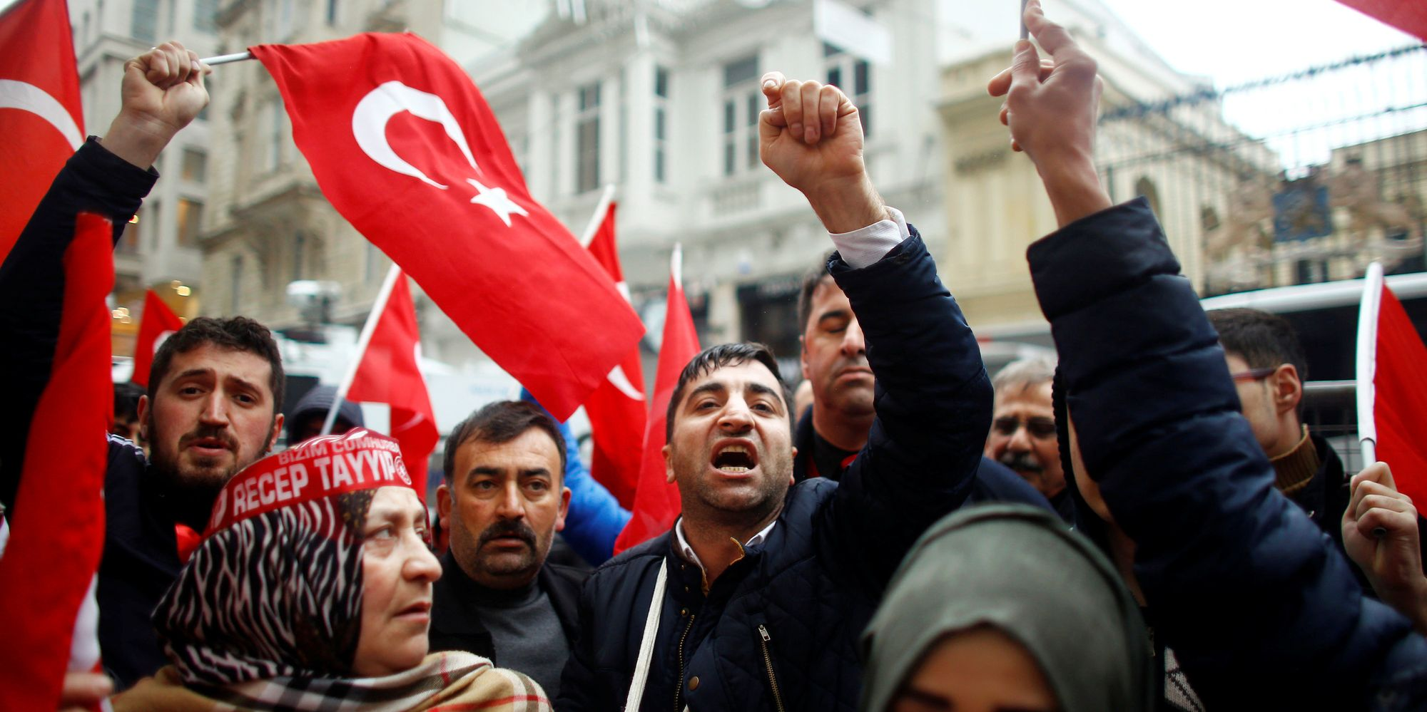 Diplomatic Fight Between Turkey And The Netherlands Escalates