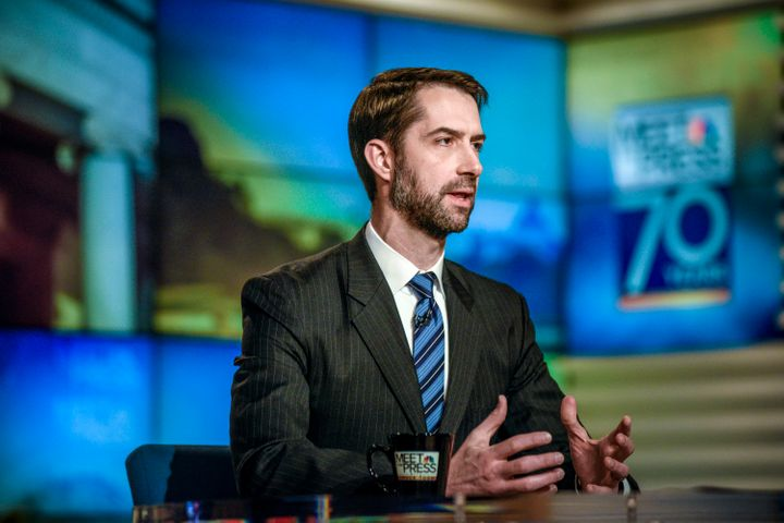 Tom Cotton Trashes GOP's 'Three-Step' Strategy For Repealing Obamacare