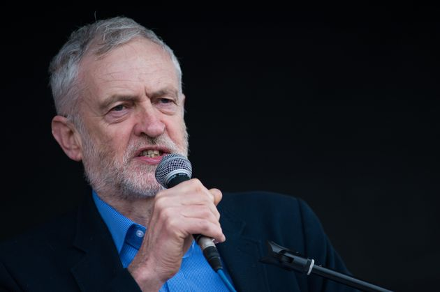 Jeremy Corbyn To Address EU Citizens' Rights Demonstration Outside