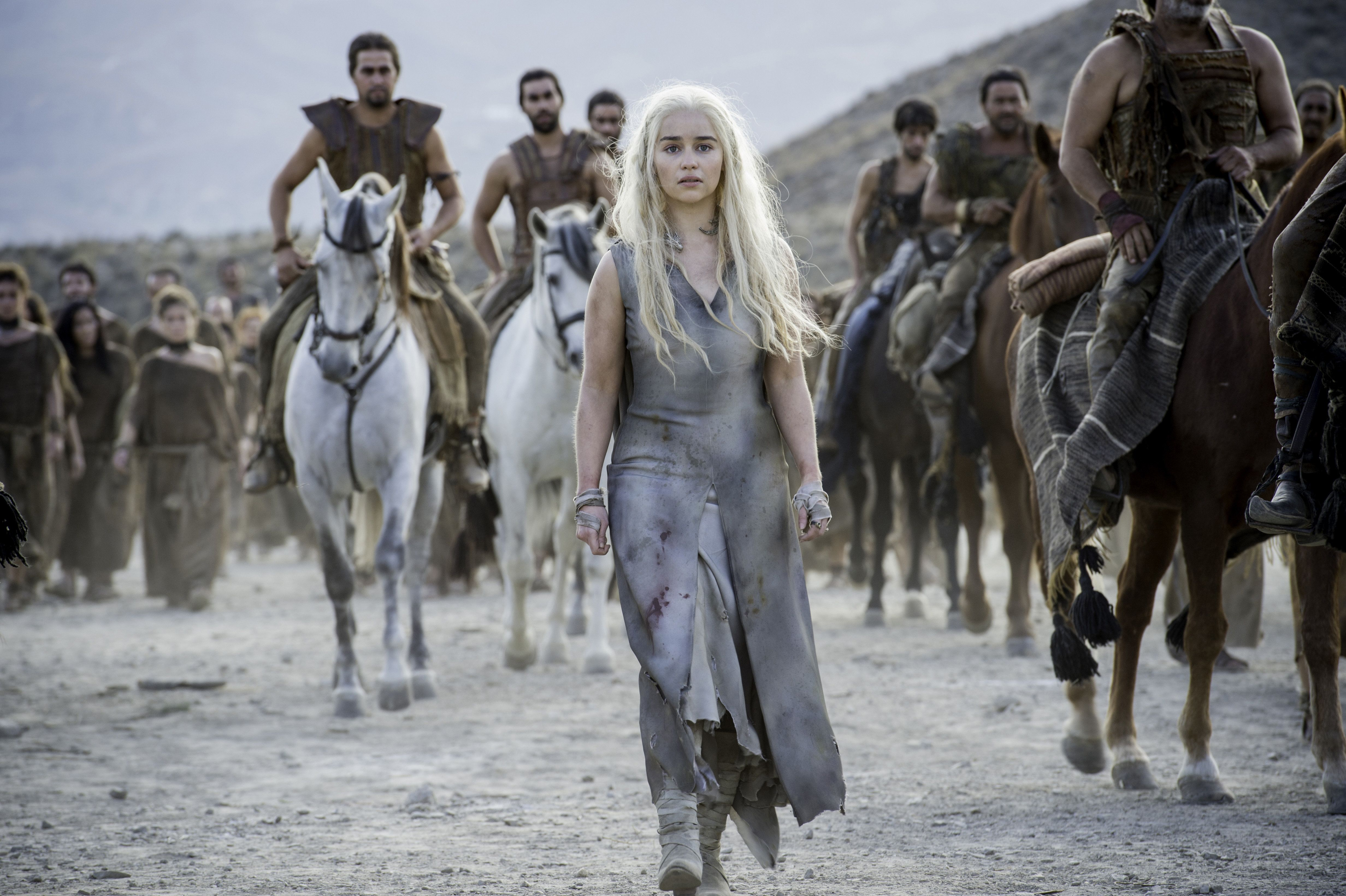 The Final 'Game Of Thrones' Season Will Only Have Six