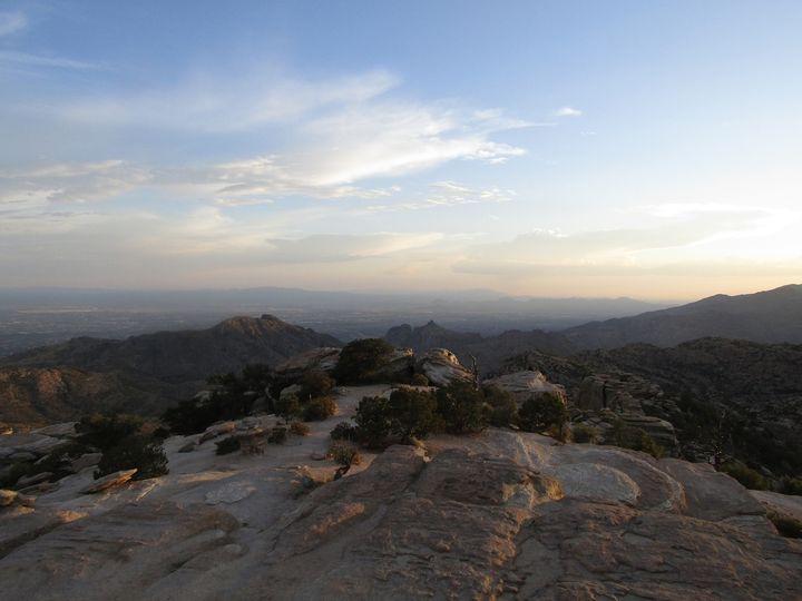 <p>Sabino Canyon, Arizona</p>