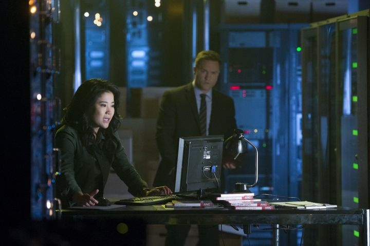 Jadyn Wong on CBS's Scorpion.