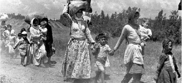 Zionism, the Nakba, and Feminism