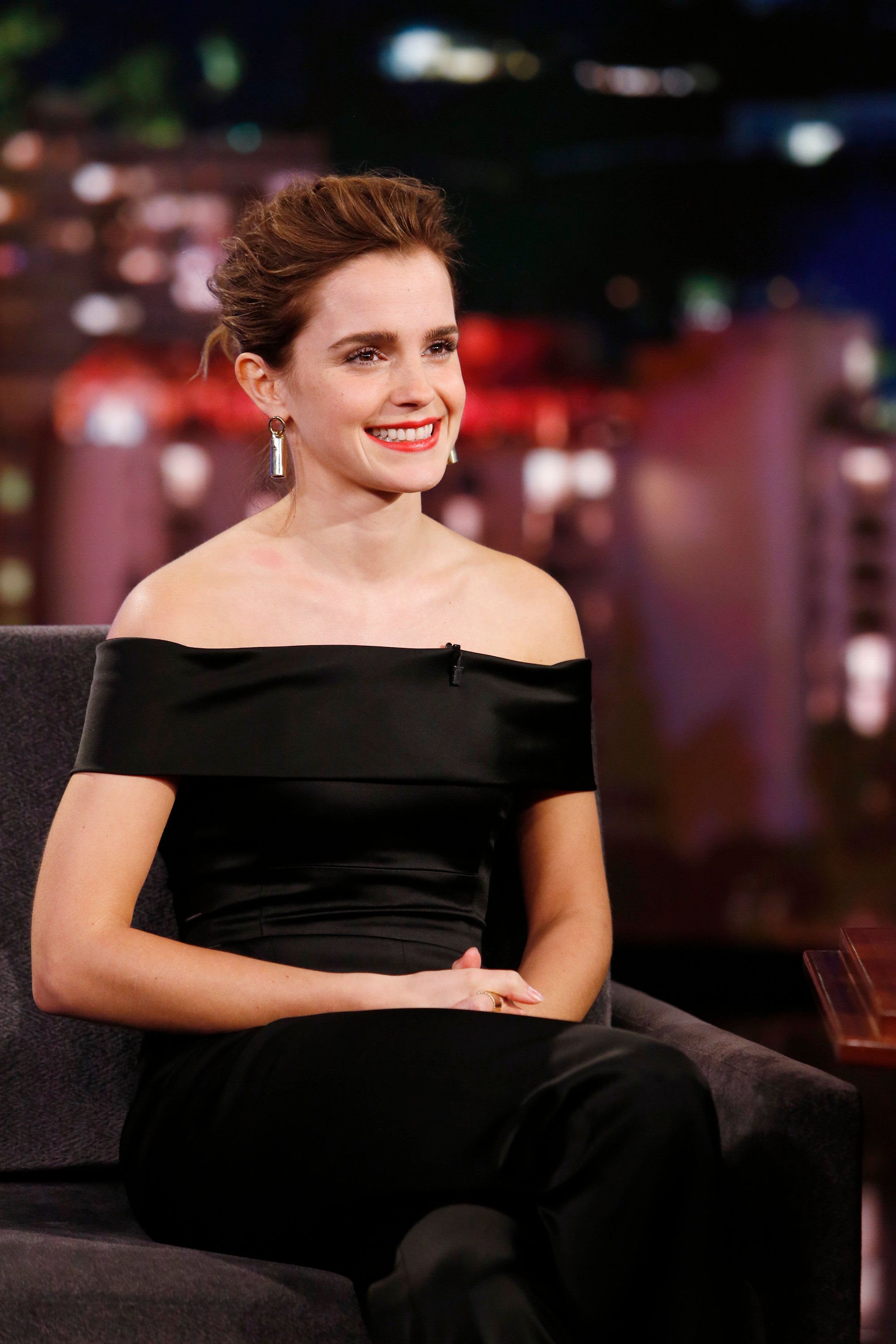 Emma Watson Clears Up Reports She Was Dropped From 'La La