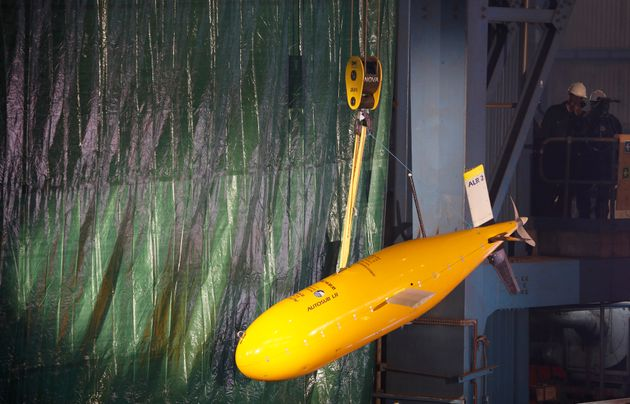 Boaty McBoatface Is About To Begin Its Very First