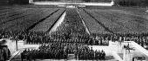 SCENE OF FILM MOVIE DOMESTIC POLICY FORCES SS NAZI