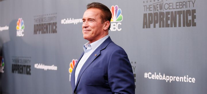 Arnold Schwarzenegger said he doesn't plan to run for U.S. Senate.