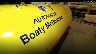 Boaty McBoatface an unmanned submarine is being deployed to Antarctica