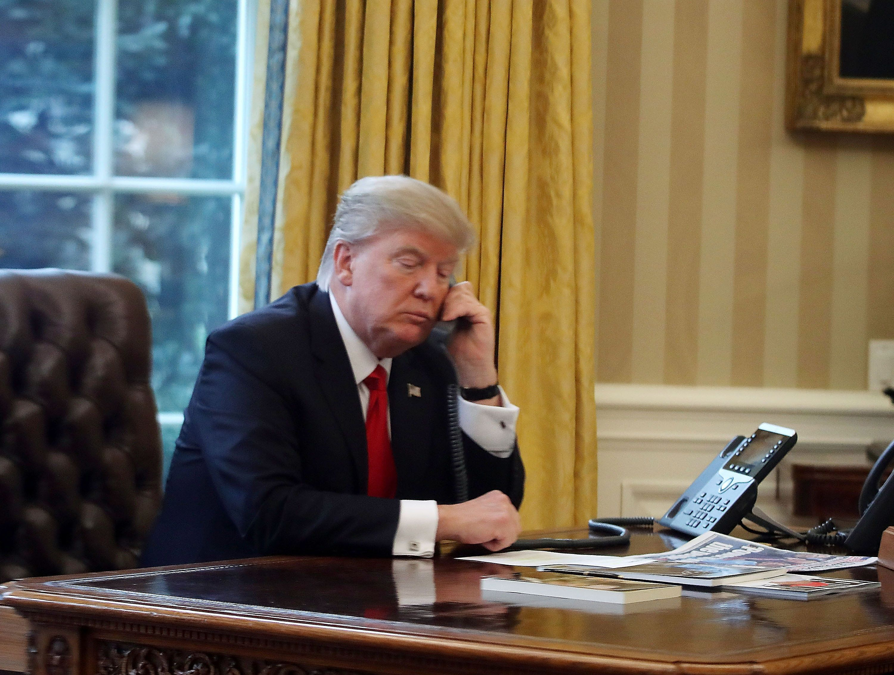 President Donald Trump has said he believes that Barack Obama wiretapped him before the election. No...