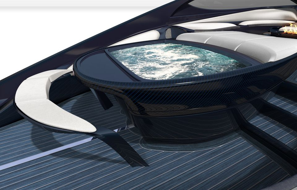 Bugatti's $4 Million Yacht Is So Rare You'll Probably Never It In Real