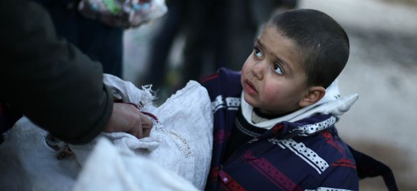 Syrian Government Blocks Lifesaving Aid For Hundreds Of Thousands Of People