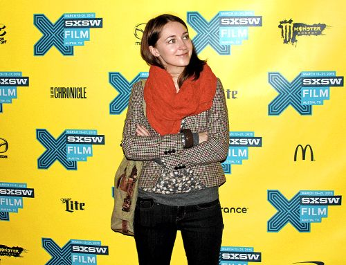 <strong>Sonya Belousova at SXSW</strong>