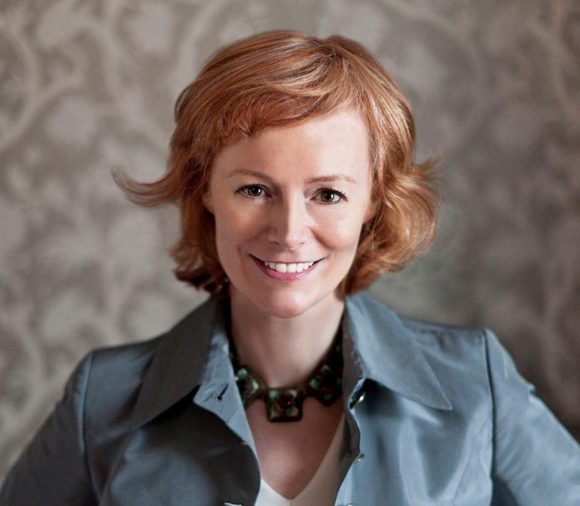 Shakespeare professor Mary Bly has written 25 romance novels under the pen name Eloisa James.