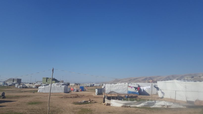 Refugee Camp in Sharya, Iraq