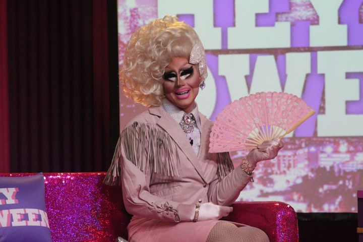 Trixie Mattel on Hey Qween