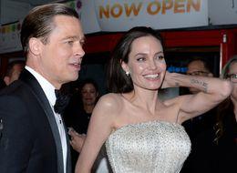 Angelina Jolie And Brad Pitt Got Commitment Tattoos Before Split