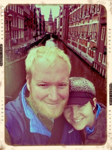 Enjoying Amsterdam on a long weekend