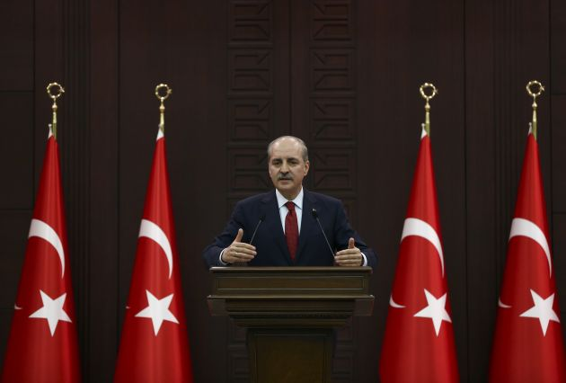 Turkey Says It Will Suspend High-Level Diplomatic Ties With