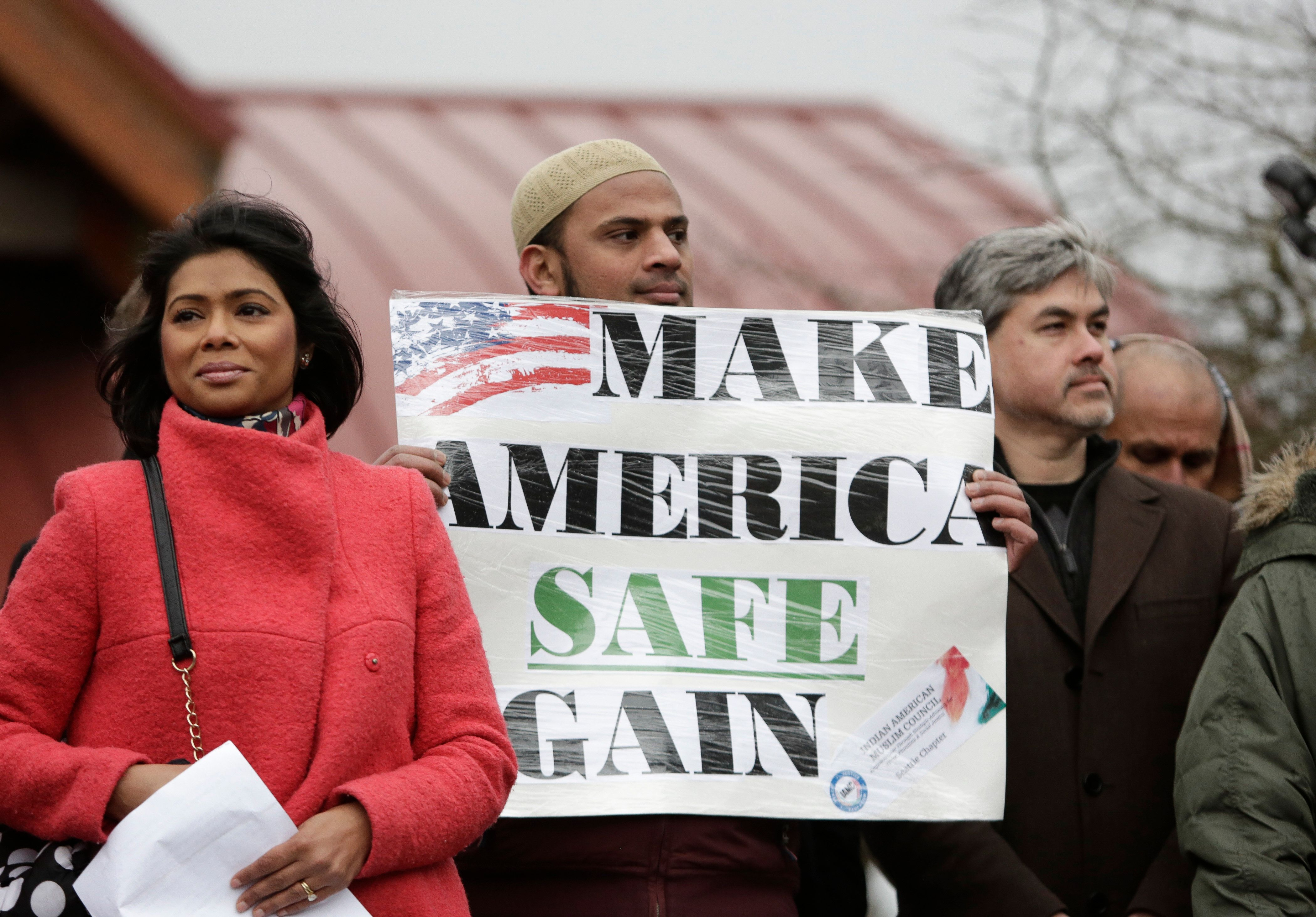 Kansas Shooting Surfaces Tensions Over Trump In Indian-American