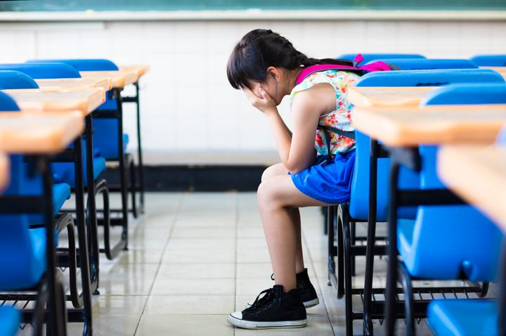Homeless high school students are an increased risk for suicide, intimate partner violence, hunger and other serious issues,