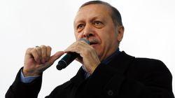 Fui a Turquía a entrevistar al presidente y acabé frente a un