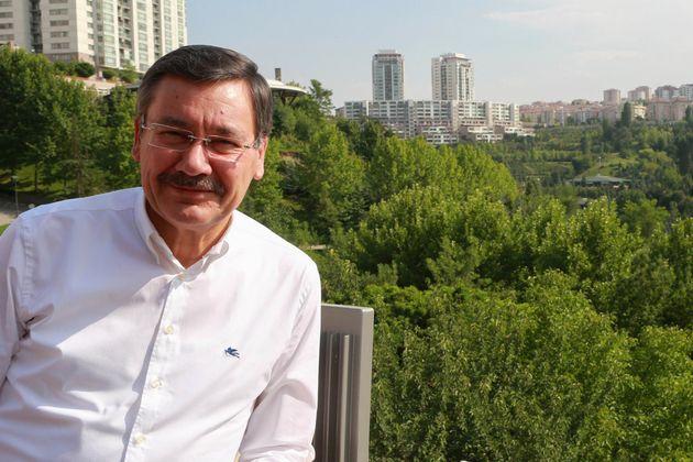 Melih Gokcek, alcalde de
