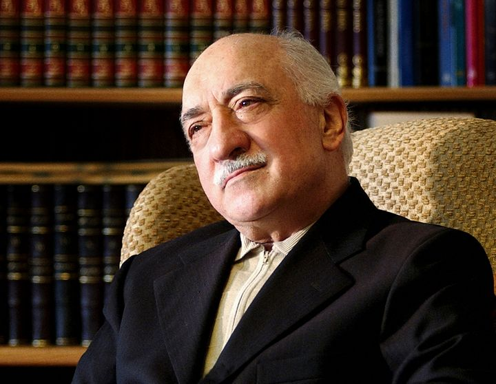 Fethullah Gulen, a cleric living in self-imposed exile in Pennsylvania who is accused by Ankara of plotting the failed coup i