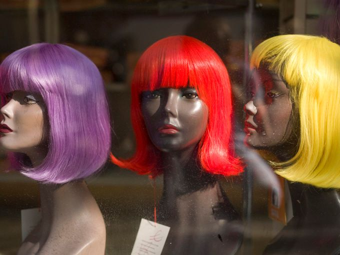 The stigma surrounding wig-wearing disproportionately affects women of colour.