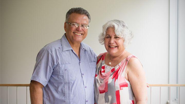José and Magdalena Ramirez