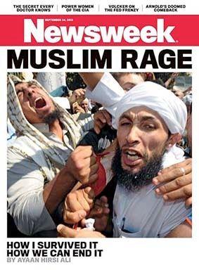 <em>Screen shot of Newsweek cover</em>