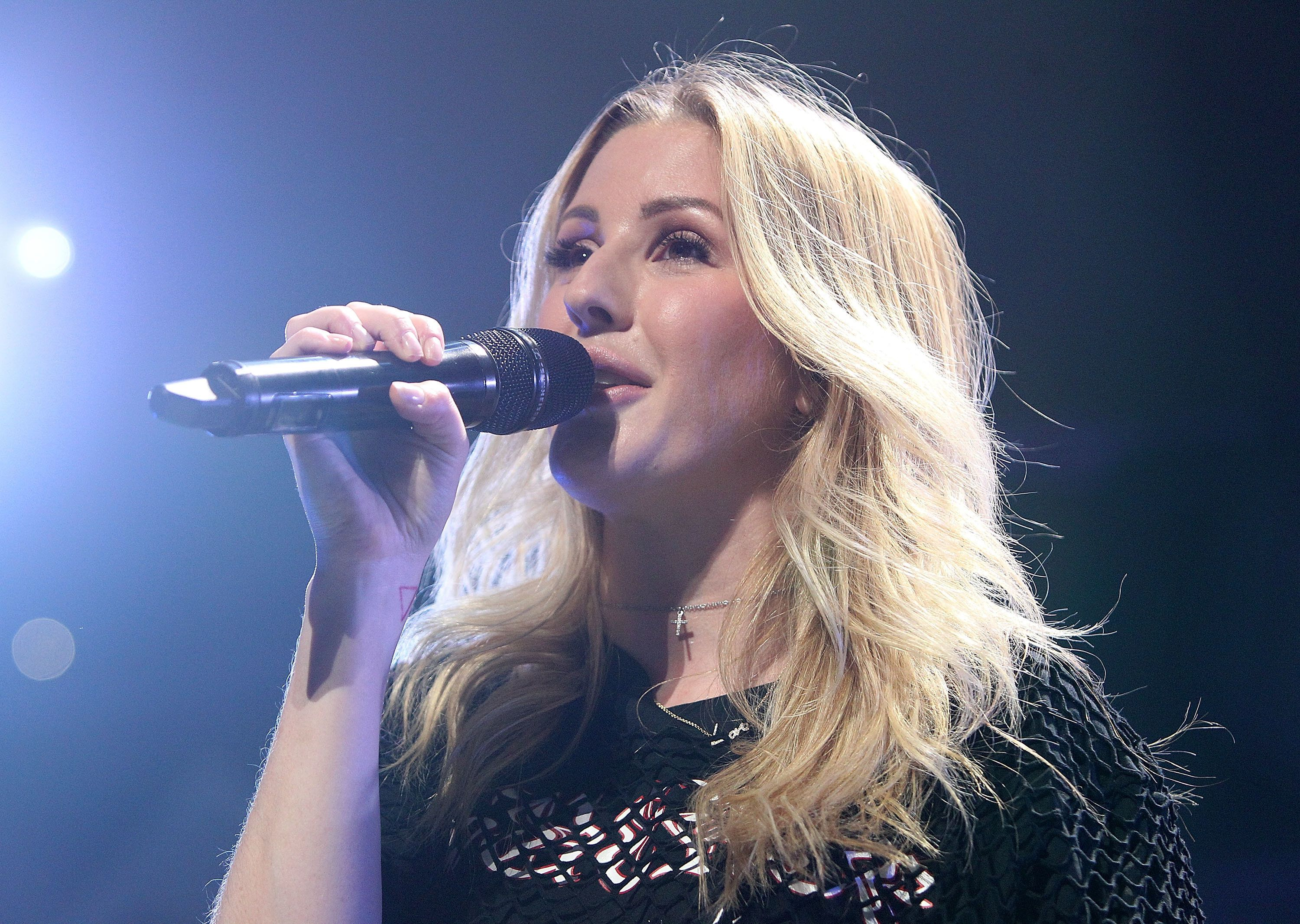 Ellie Goulding Reveals The Sport That Helped Her Overcome Anxiety And Panic