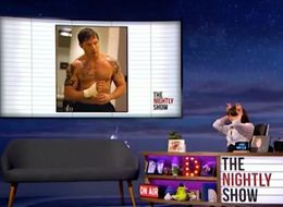 Davina McCall Delights 'The Nightly Show' Audience With X-Rated Tom Hardy Joke