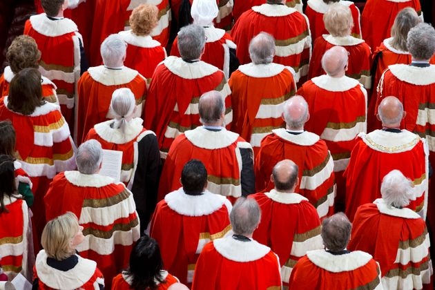 Peers called the decision to remove overseas students from the stats a 'no