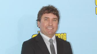 NEW YORK, NY - JANUARY 31:  Executive producer Stephen Hillenburg attends the 'The Spongebob Movie: Sponge Out Of Water' world premiere at AMC Lincoln Square Theater on January 31, 2015 in New York City.  (Photo by Jim Spellman/WireImage)