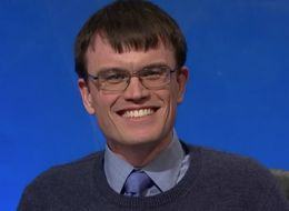 Eric Monkman Sparks University Challenge 'Bromance' With Paxman With Amazing Answer