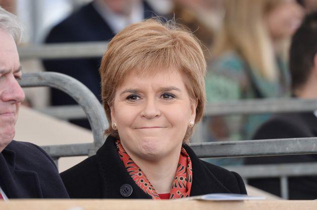 Nicola Sturgeon is demanding another referendum on Scottish
