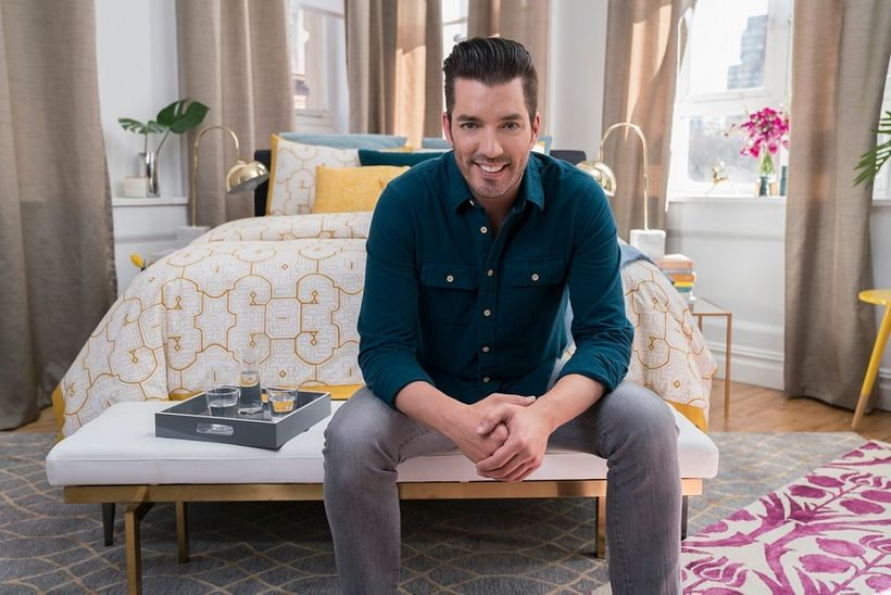 Jonathan Scott says that anchor pieces of furniture around your home should be viewed as an investment in your quality of lif
