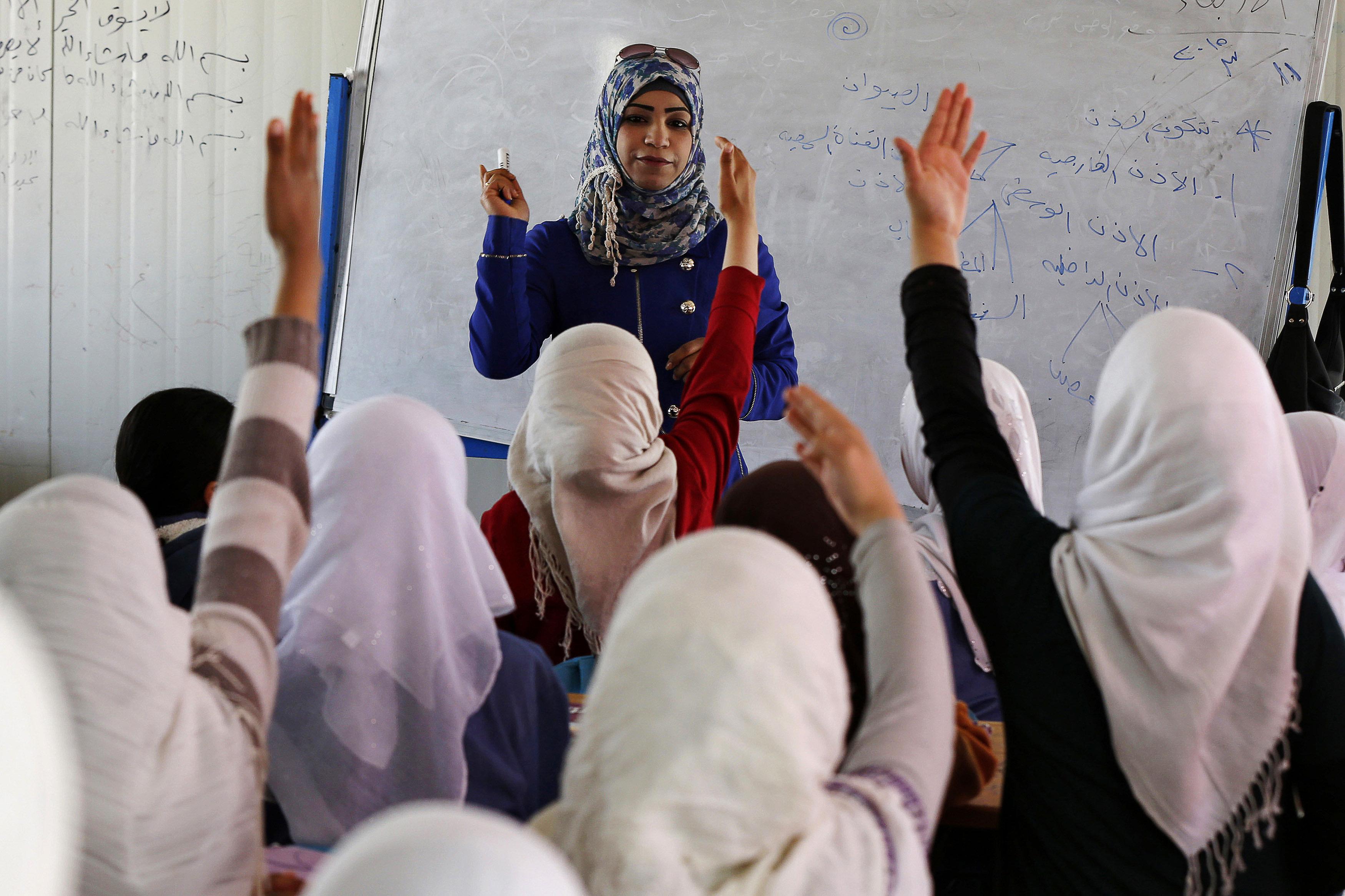 EU Headscarf Ban Ruling Sparks Faith Group