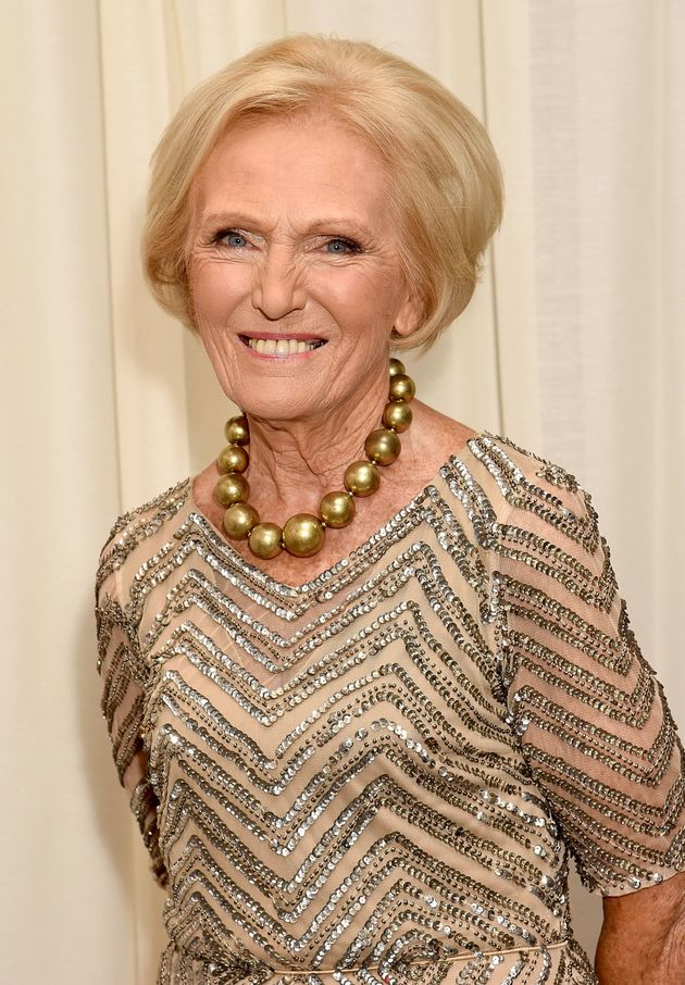 Mary Berry's 'Bake Off' days are behind