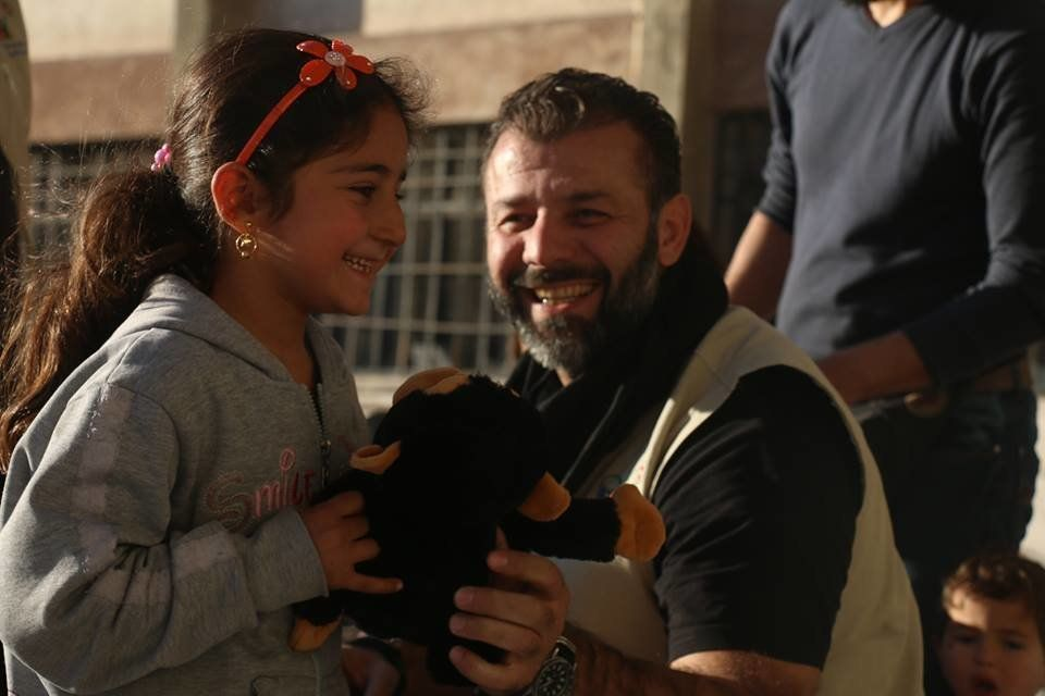 The Toy Smuggler Of Aleppo Won't Give Up On Syria And Neither Should