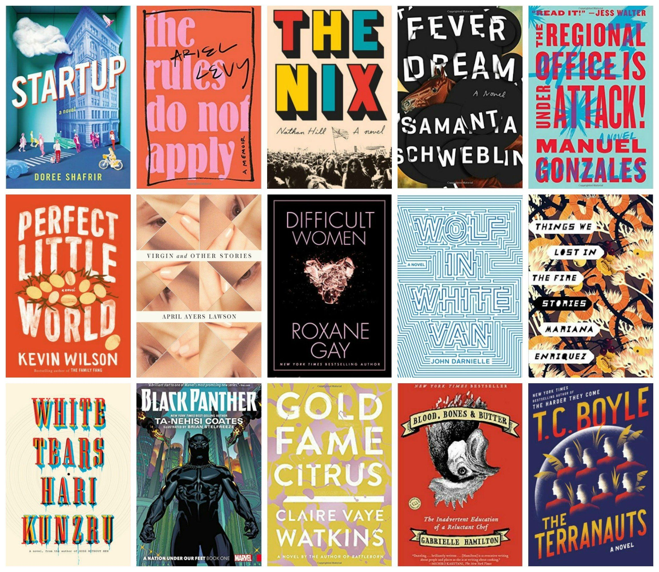 Book Cover Collage Quest ~ Great books to read based on the new tv you re binge watching