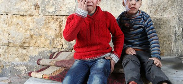 'Cries From Syria' On HBO Follows Assad's War Against His Country's Children