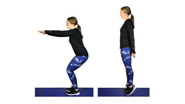 """<strong><i>What it does:</i> </strong>Works your quads, glutes and calves, the muscles that help you slow down. """"Being unable"""