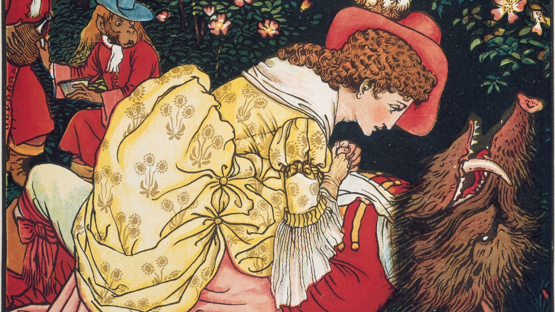 The Dark, Twisted Fairy Tales 'Beauty And The Beast' Is