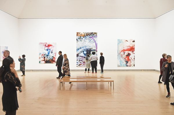 """Check out free art and entertainment on <a href=""""https://www.brooklynmuseum.org/visit/first_saturdays"""" target=""""_blank"""">Target"""