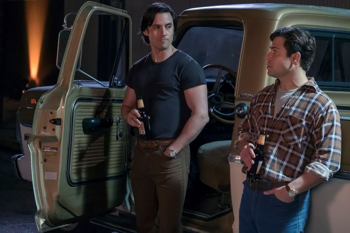 "Milo Ventimiglia and Jeremy Luke on ""This Is Us."""