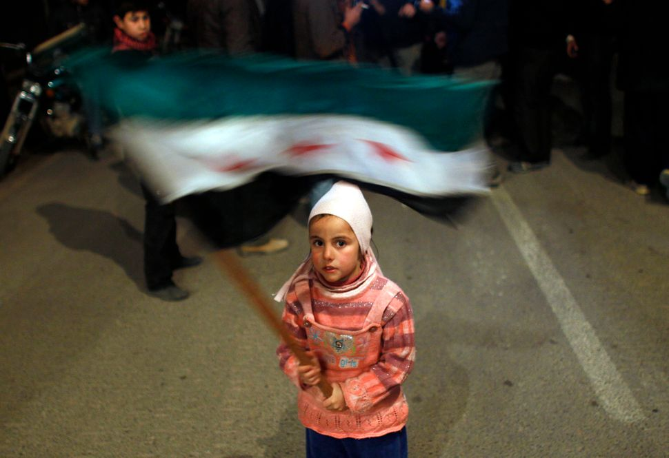 It has now been six years since the Syrian revolution.