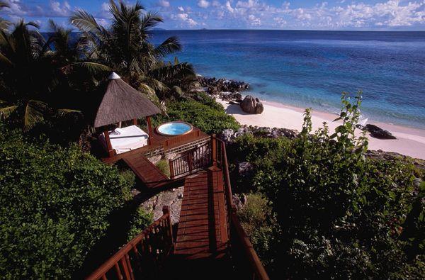 "<a href=""http://www.fregate.com/resort/fregate-house"" target=""_blank"">Fregate Island</a> is set in the Seychelles, an island"