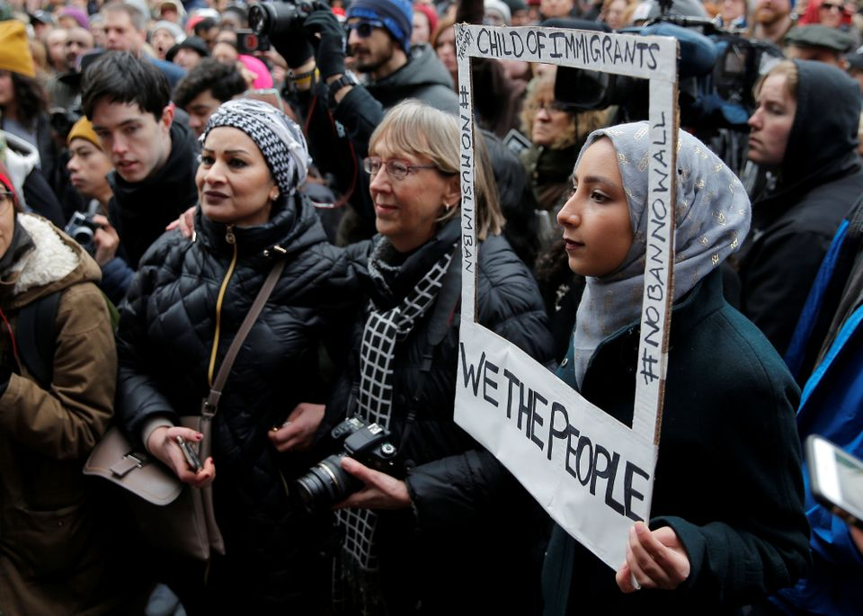The unwavering outcry against dangerous rhetoric means that this terror won't prevail in the